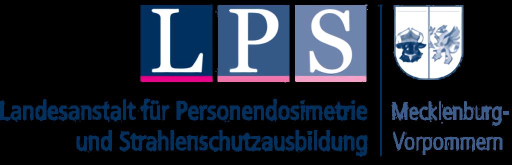 Landesamt für Personendosimetrie und Strahlenschutz Logo